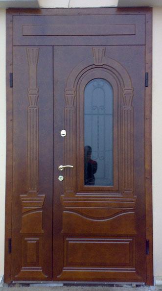 входная дверь бронированая
