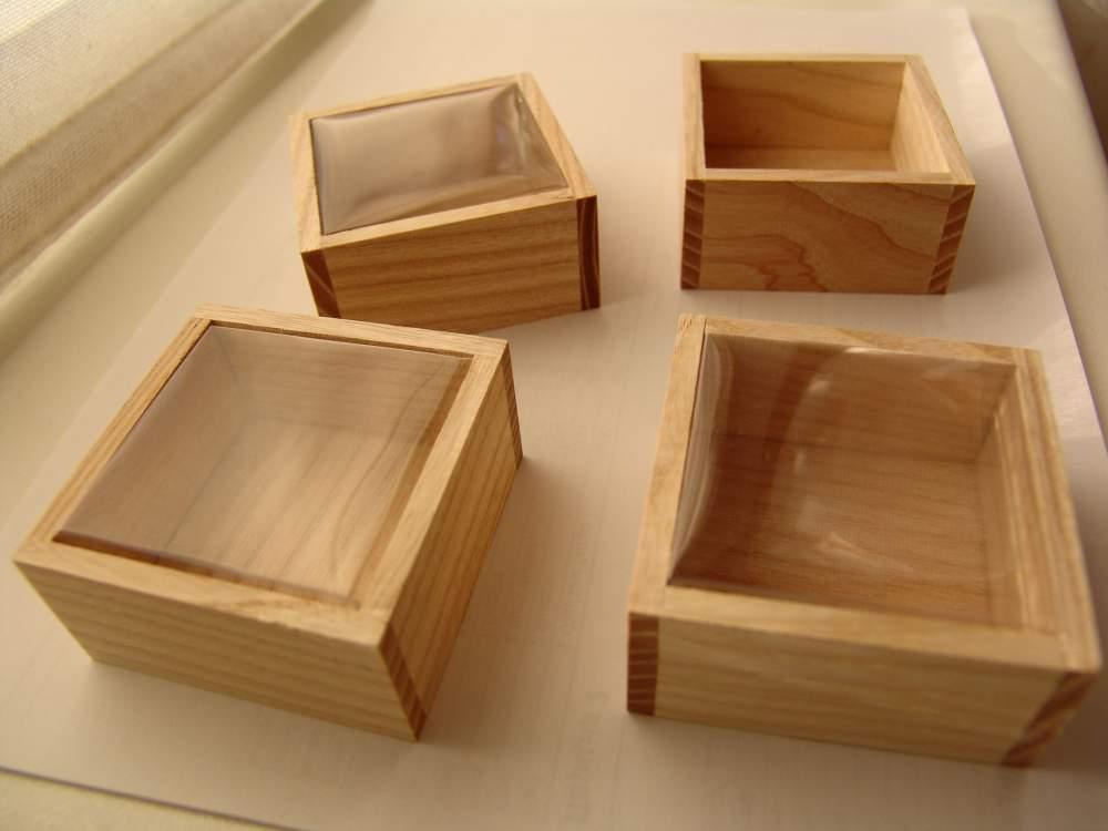 Коробочки из дерева своими руками