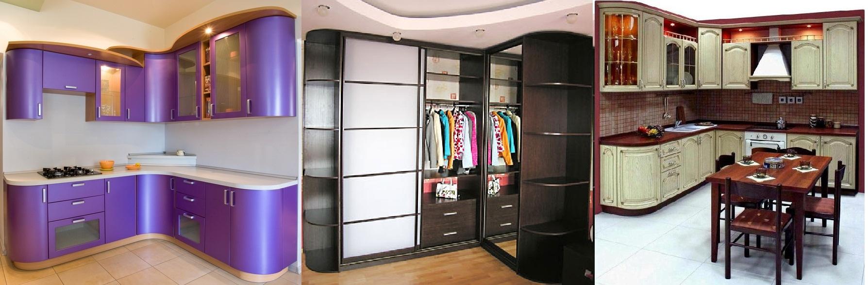 кухонные шкафы фото с размерами