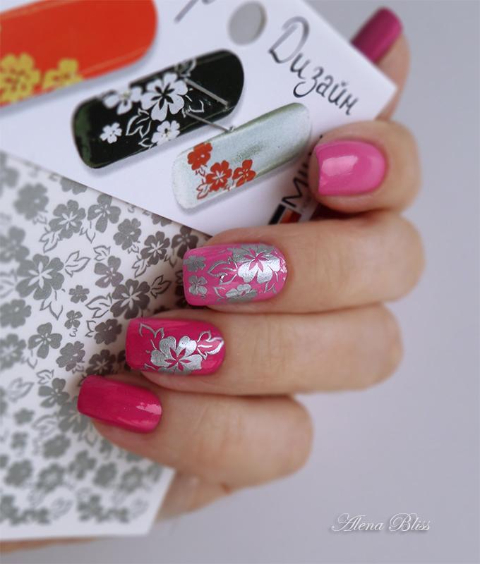 Слайдер дизайн на ногтях фото