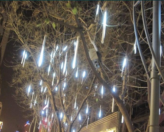 Новогоднее украшение. Новогодняя подсветка.Гирлянда для деревьев. на Torg-info.Ru