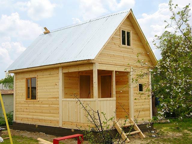 Дом из сруба своими руками проекты фото затраты