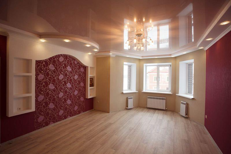 Дизайн и отделка квартир фото