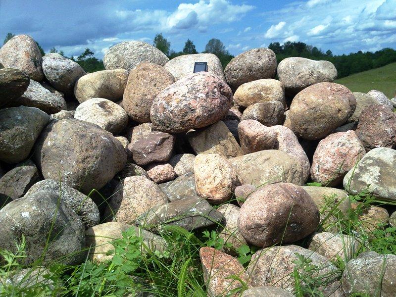 Камни валуны
