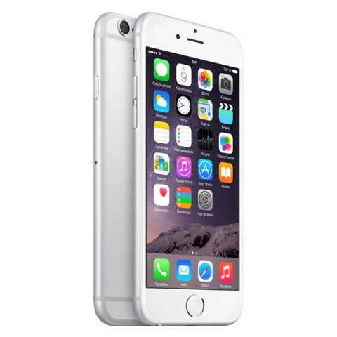 Восстановленный iPhone 6 за 20 500 рублей