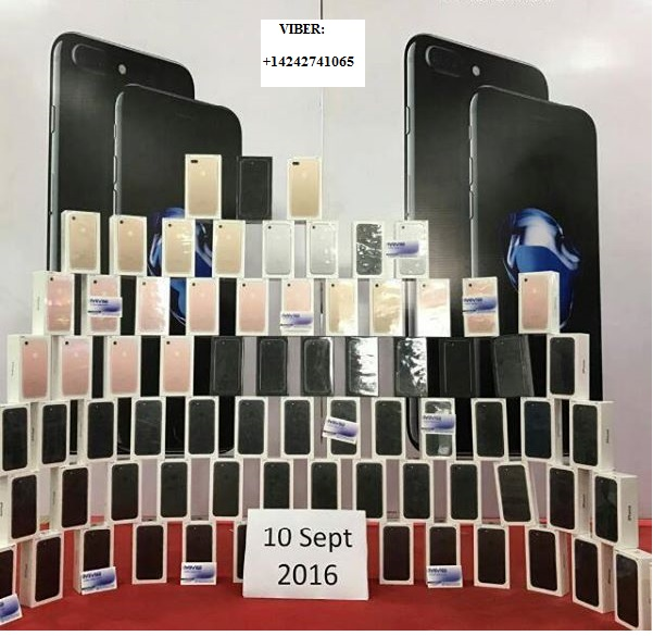 Новый Iphone 7, iPhone 6s Plus и iPhone 6S с Macbook Pro