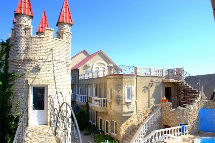 Гостевой дом Лидия Межводное - отдых в Крыму