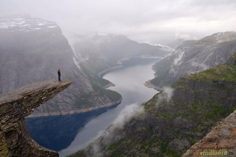 Скандинавия - рядом самые удивительные места Финляндии и Скандинавии