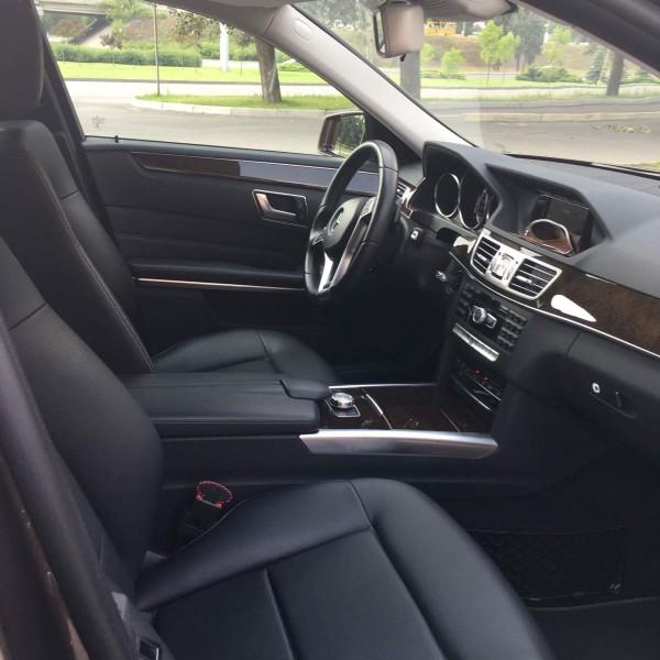 Mercedes-benz E200 Kompressor Turbo AMG