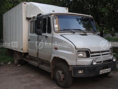 Продаю грузовой автомобиль ЗИЛ 47410Бычок 7-местный двухкабинный