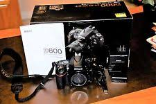 Nikon D600 24.3 MP Digital SLR Camera - Black - AF-S 24-85mm VR lens