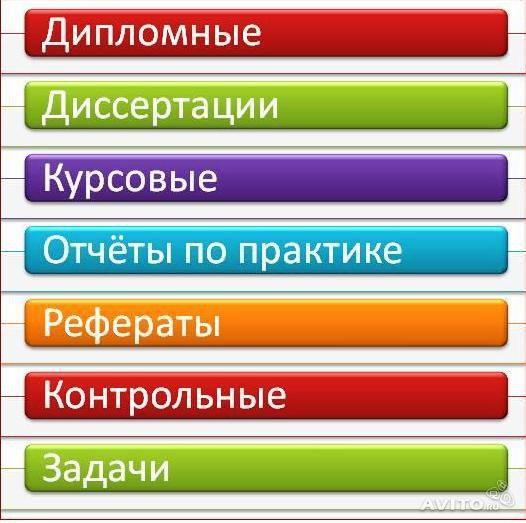 Реферат на заказ в Смоленске