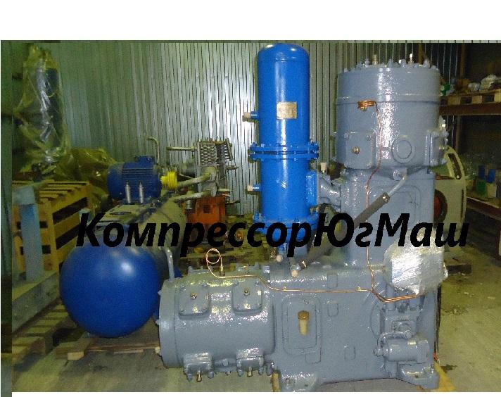 Поршневой компрессор 302ВП-108