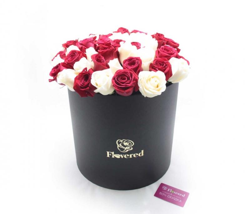 Магазин цветов Фловеред. Доставка по всему городу