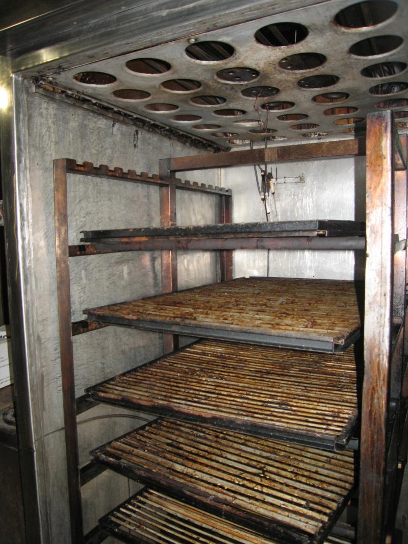 Печь для копчения кон-5, термокамеры
