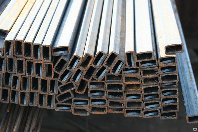 Труба проф. 40х20х2 (Э) (ВЫКСА, длина = 6,00)