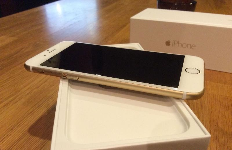 Apple Iphone 6  16 GB Новый