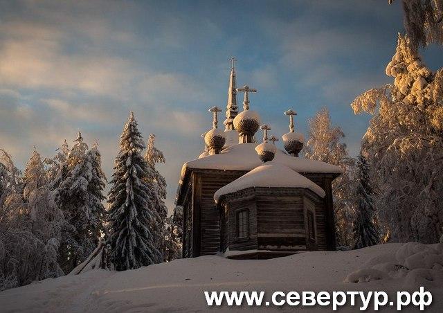 Новый год и Рождество на Русском Севере