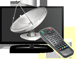 Cпутниковое ТВ в Днепре установка настройка спутниковой антенн