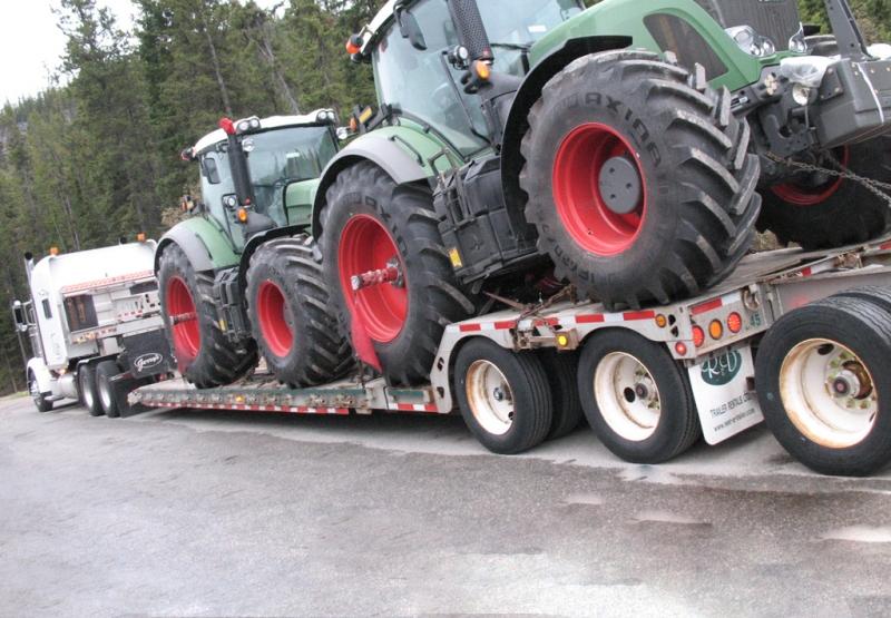 Перевозка габаритных и негабаритных грузов