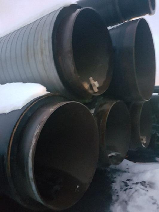 Предлагаем трубы 720х8мм ГОСТ 20295 по цене 38000 руб. за тонну.