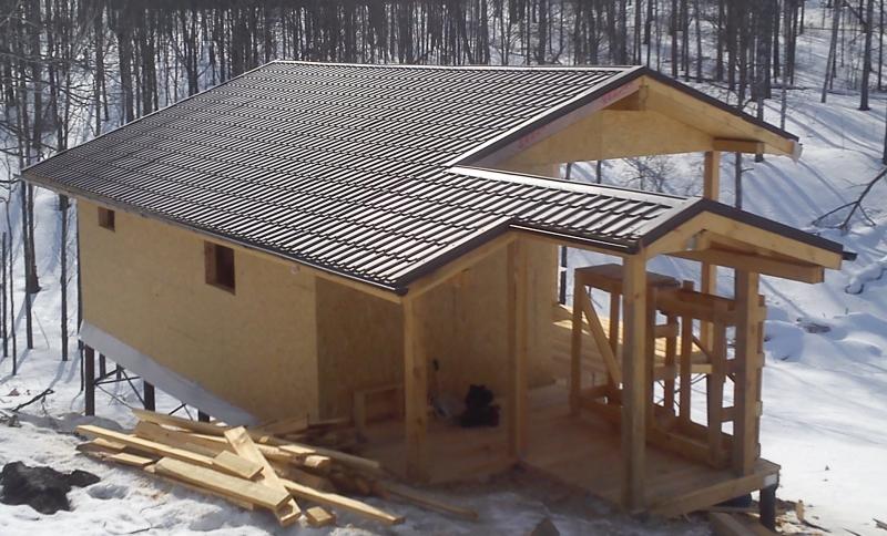 Строим дома, бани, коттеджи