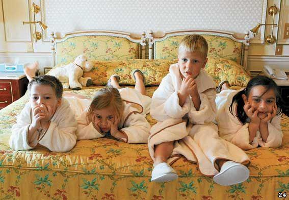 Гостиница в Барнауле с бесплатным заселением детей