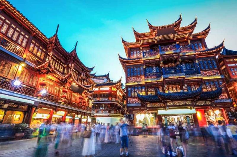 Отдых и туризм в Китае