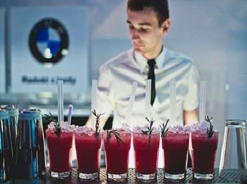 Вкусный выездной бар в Москве