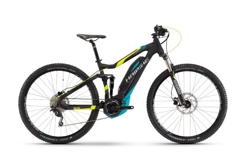 Электровелосипеды Haibike распродажа