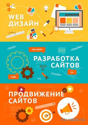 Создание и настройка сайта
