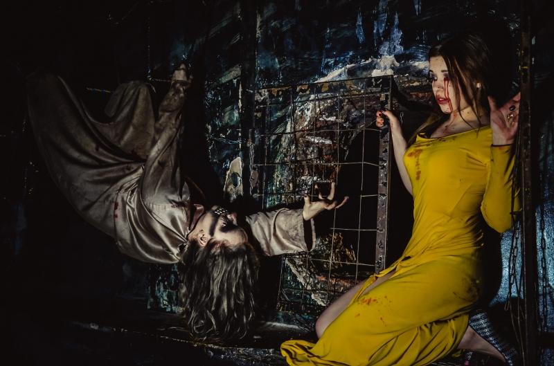 Квест-Перфоманс Мрак от хоррора до комедии