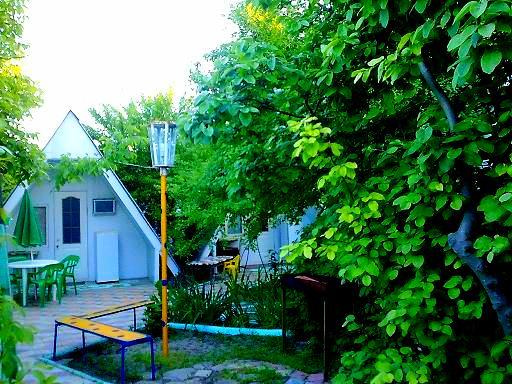 Отдых в Голубицкой, 1-я улица от Моря