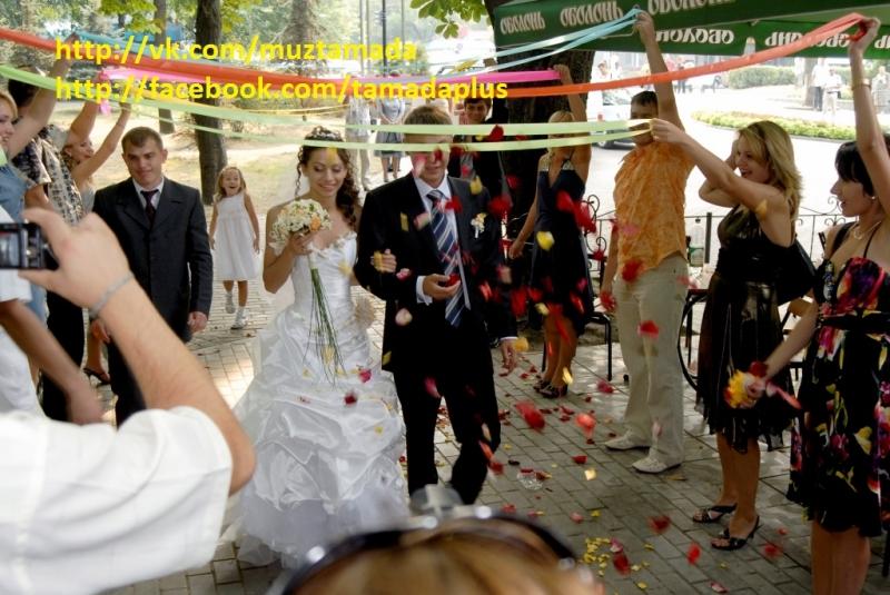 Свадьба, выпускной, юбилей, день рождения, корпоратив в Киеве.