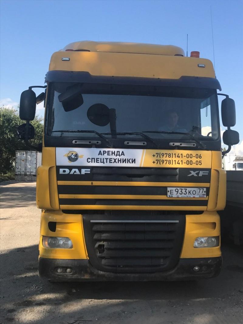 Тягач грузовой Daf XF грп 20 т