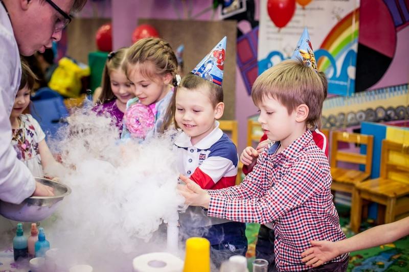 Научное шоу на Ваш детский праздник