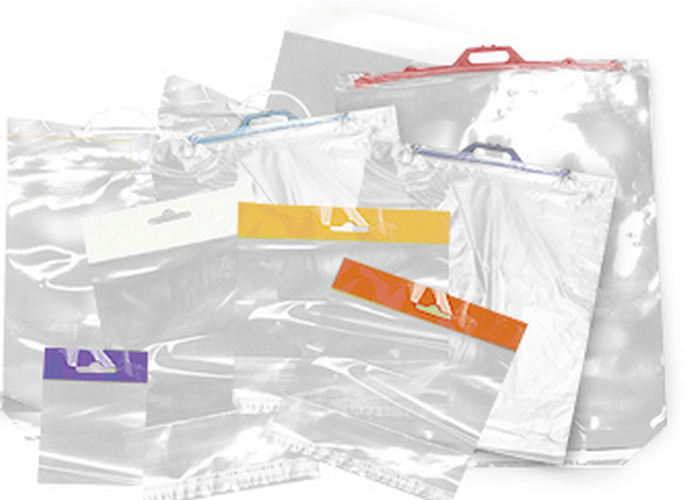 Упаковка и пакеты из полимерных материалов