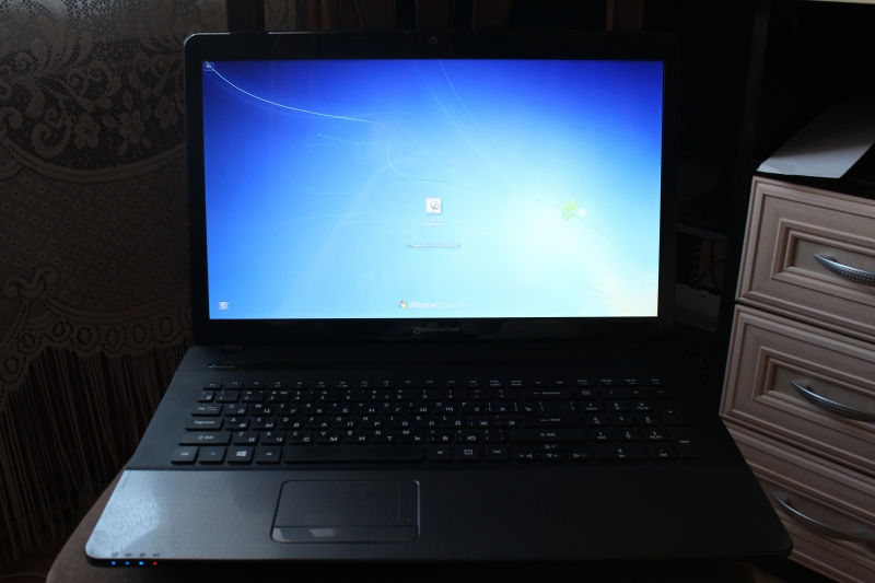 Ноутбук Packard Bell Easy Note LS11-HR-217RU