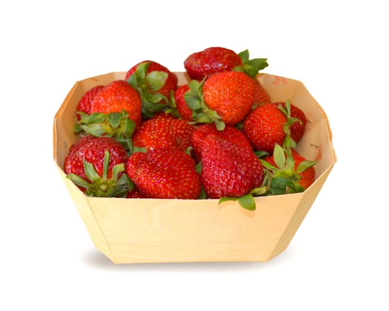 Упаковка премиум класса для ягод.