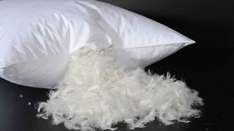 Подушки, одеяла, матрасы, наполнитель