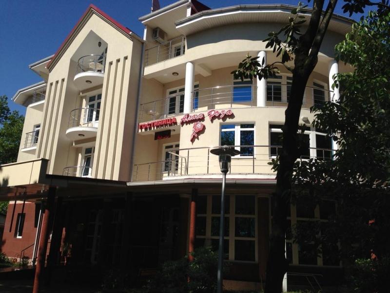 Гостиница Алая Роза Мы рады КАЖДОМУ