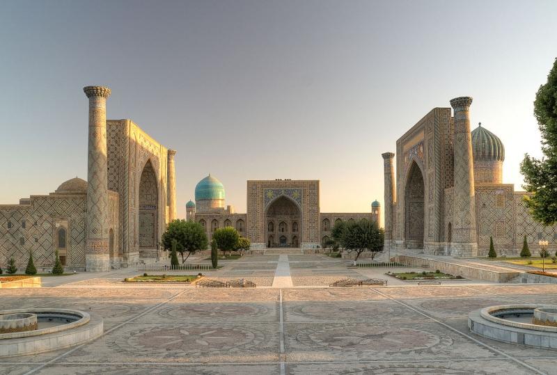 Отдых в сказочном Узбекистане