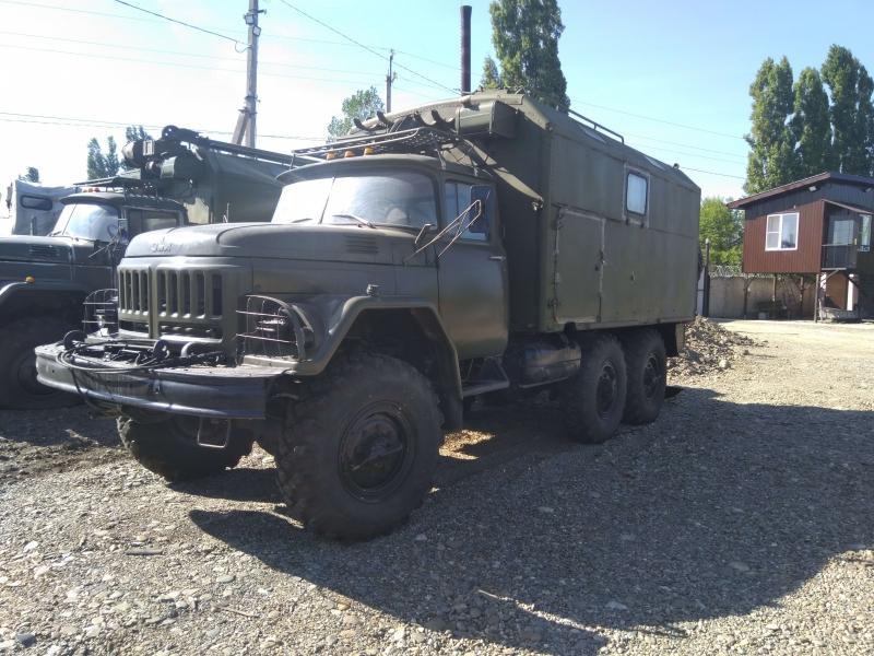 ЗИЛ-131 кунг, борт  мастерская парм-1м, мрм, мрс, мто