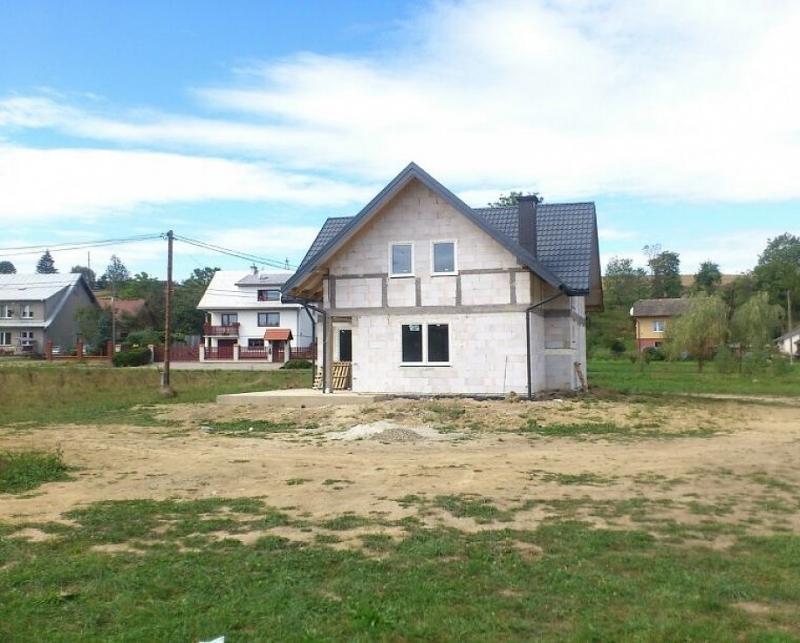 Строительство домов коттеджей