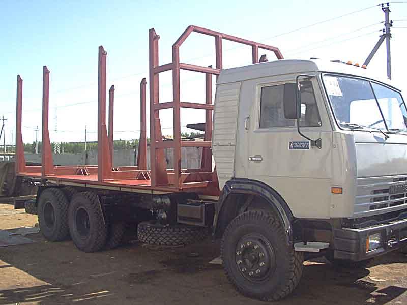 Cортиментовоз КамАЗ 53229 с кап ремонта.
