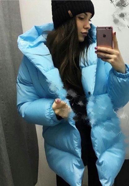 Самая легкая куртка пуховик Зефирка