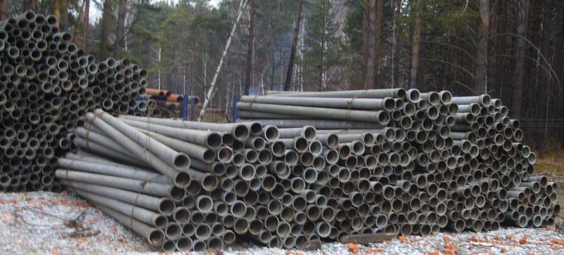 Трубы для воды, бензина и нефтепродуктов