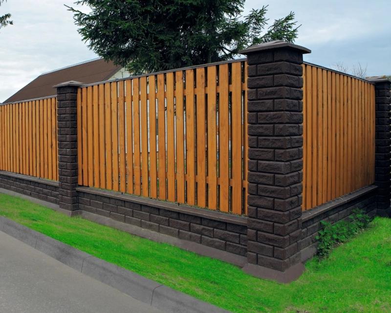 Строительство деревянных заборов в РБ