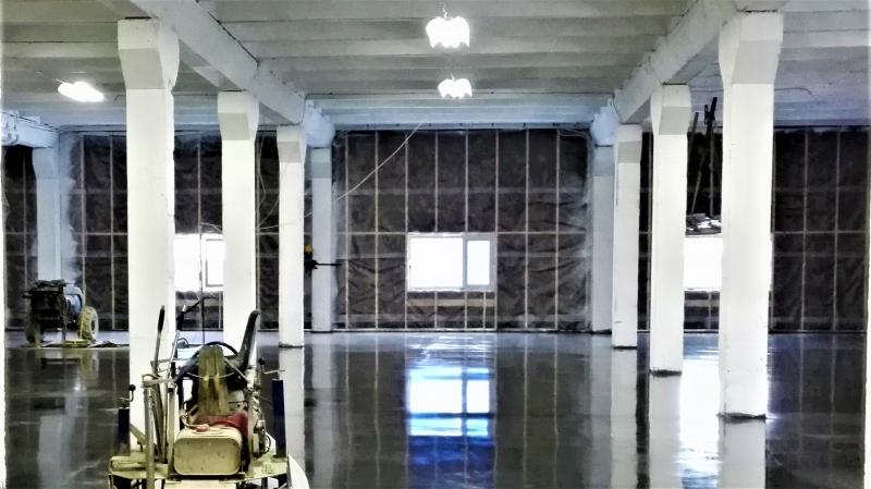 бетонные полы,топпинг -упрочнитель бетона