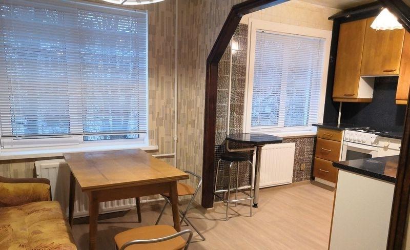 Двухкомнатная квартира в аренду по доступной цене.
